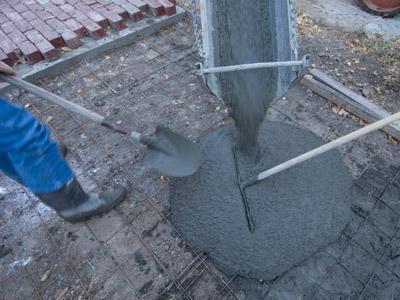 Бетон пропорции воды песчано цементный раствор для стяжки