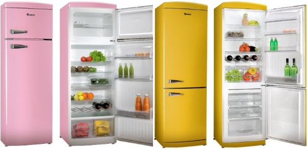 холодильник e