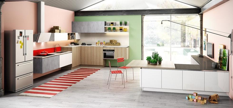 Cucine berloni moderne catalogo 2