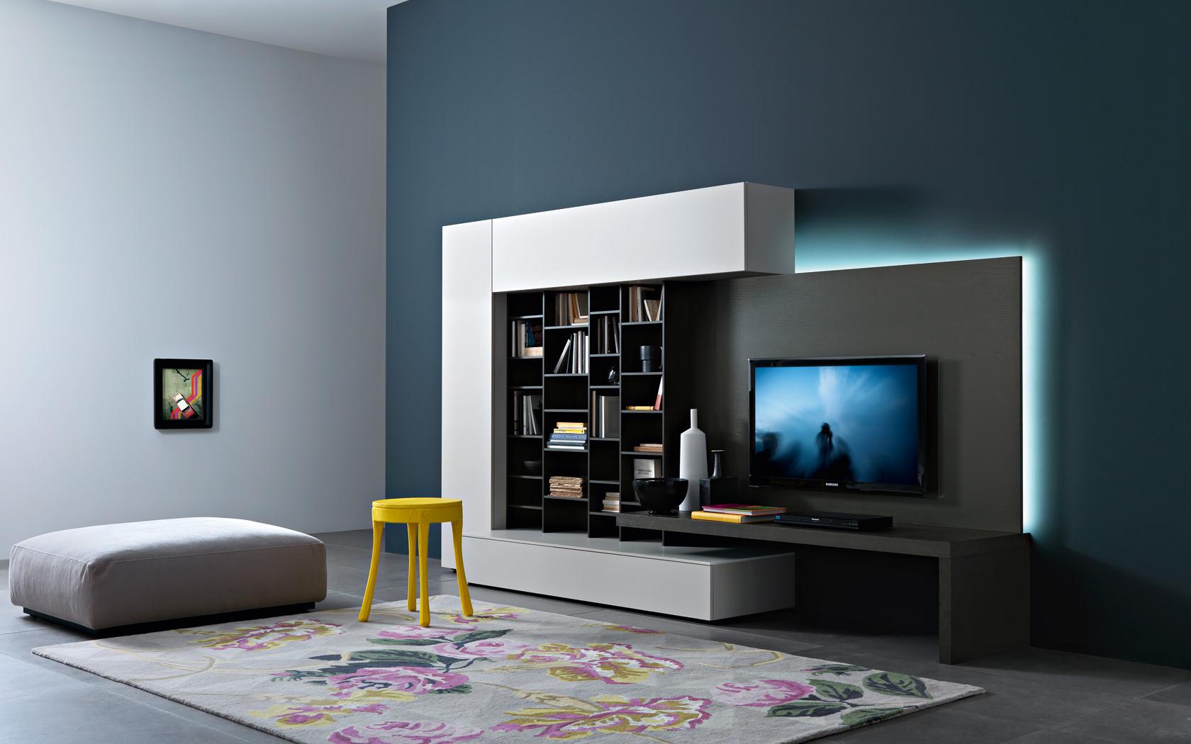 Современная Итальянская Мебель Для Гостиных