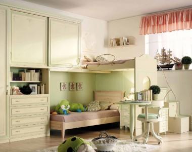 Комплект детской мебели Ferretti & Ferretti Happy Night 105
