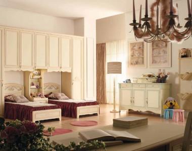 Комплект детской мебели Ferretti&Ferretti Happy Night 107