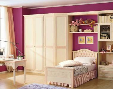 Комплект детской мебели Ferretti & Ferretti Happy Night 110