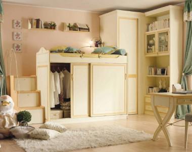 Комплект детской мебели FERRETTI & FERRETTI Happy Night 112