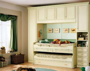 Комплект детской мебели Ferretti & Ferretti Happy Night 118