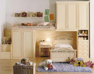 Комплект детской мебели Ferretti & Ferretti Happy Night 120