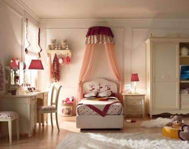 Комплект детской мебели FERRETTI & FERRETTI Happy Night 200