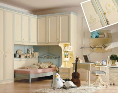 Комплект детской мебели Ferretti&Ferretti Happy Night 111
