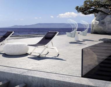 Кресло для улицы Smania Paranea