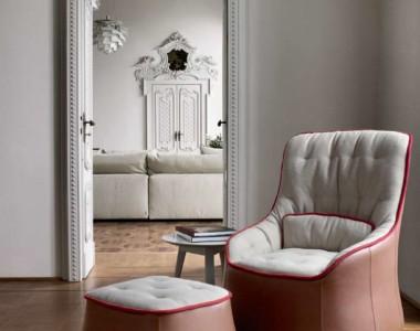 Кресло Swan Italia Ciprea