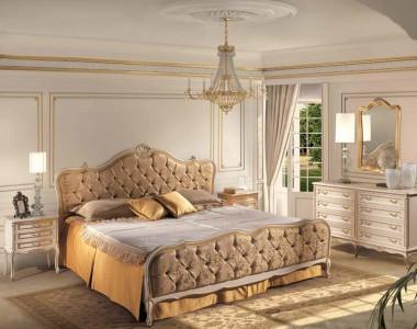 Кровать Angelo Cappellini Berlioz