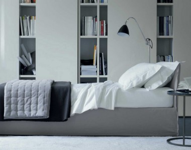 Кровать Meridiani Fox 100