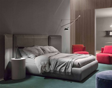 Кровать Meridiani Tuyo Kuoio