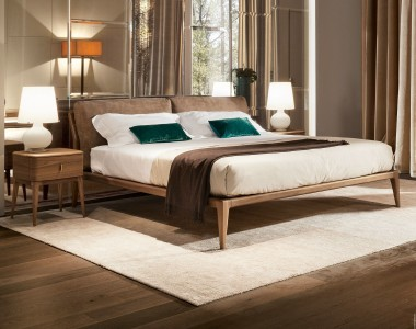 Кровать Selva Indigo