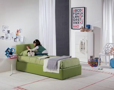 Кровать-трансформер Bontempi Casa Duplo