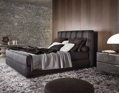Кровать Minotti Powell 121