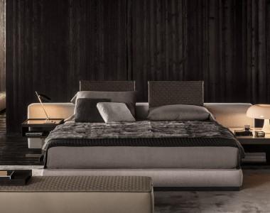 Кровать Minotti Yang
