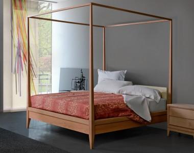 Кровать Morelato Valentino Con Baldacchino 2891