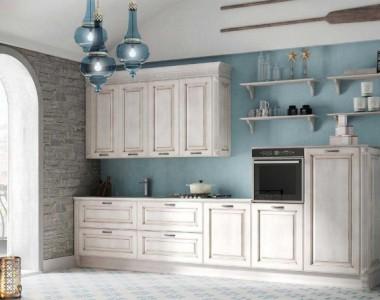 Кухня Berloni Athena Bianco Zinco