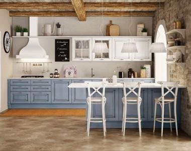 Кухня Berloni Athena Acqua