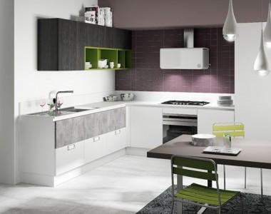 Кухня Berloni B50 Deck Moca