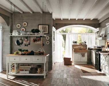 Кухонный гарнитур Berloni Gaia bianco