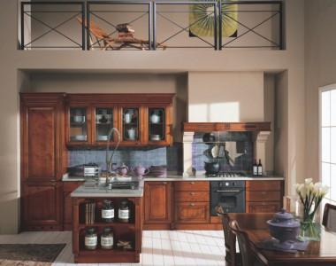 Кухонный гарнитур Bamax Fiocco di Seta