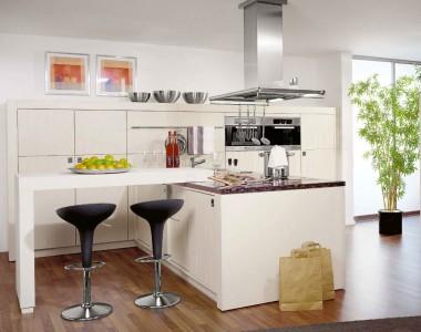 Кухонный гарнитур BEECK Küchen Butlerspantry F R10