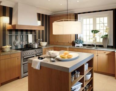 Кухонный гарнитур BEECK Küchen Butlerspantry H R15