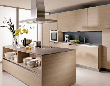 Кухонный гарнитур BEECK Küchen Trend pinie champagner