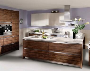 Кухонный гарнитур BEECK Kuchen Trend/Vitra