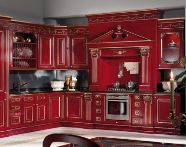 Кухонный гарнитур Onlwood Paris
