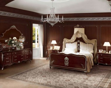Спальный гарнитур Angelo Cappellini Scarlatti