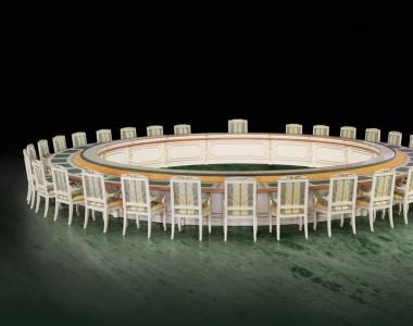 Конференц-стол Angelo Cappellini Conference table 02