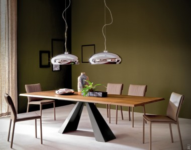 Стол Cattelan Italia Eliot Wood Drive