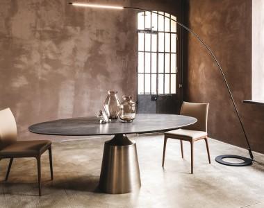 Овальный стол Cattelan Italia Yoda Keramik