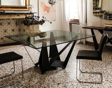 Квадратный стол Cattelan Italia Skorpio