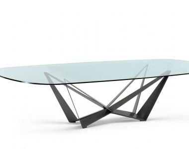 Овальный стол Cattelan Italia Skorpio