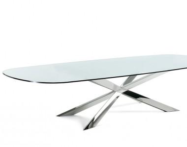 Овальный стол Cattelan Italia Spyder