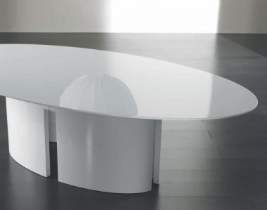 Стол Meridiani Gong 250OV-TP
