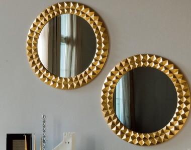 Круглое зеркало Cattelan Italia Egypt
