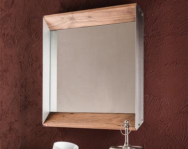 Квадратное зеркало Cattelan Italia Excalibur